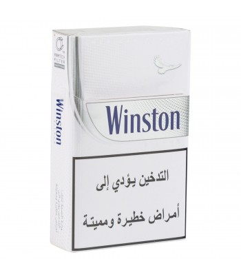 LIGHT BOxCIGARETS By Winston